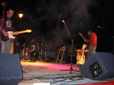 Foto 1 concierto Rël 2006