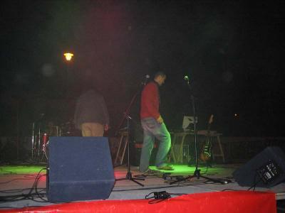 Foto 3 concierto Rël 2006