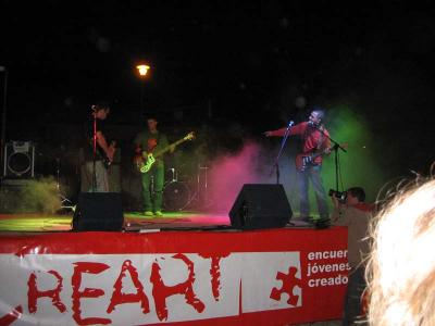 Foto 5 concierto Rël 2006