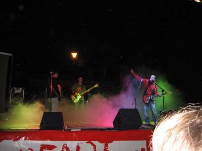 Foto 6 concierto Rël 2006