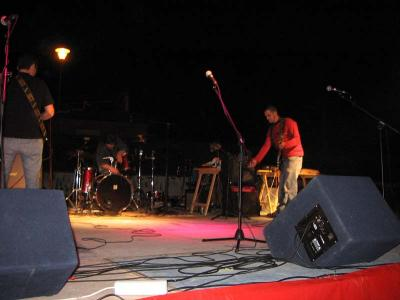 Foto 9 concierto Rël 2006