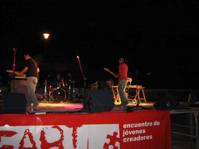 Foto 11 concierto Rël 2006