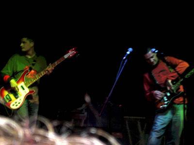 Foto 12 concierto de Rël 2006