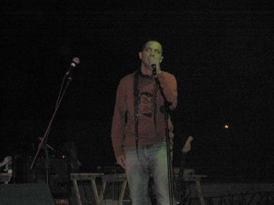 Foto 18 concierto de Rël 2006