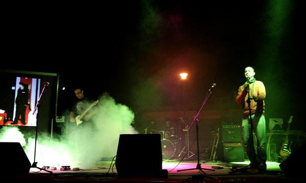 Foto 19 concierto de Rël 2006