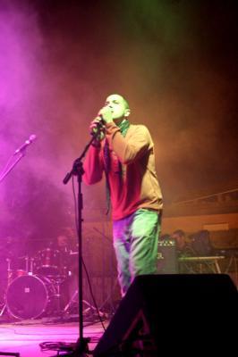 Foto 20 concierto de Rël 2006