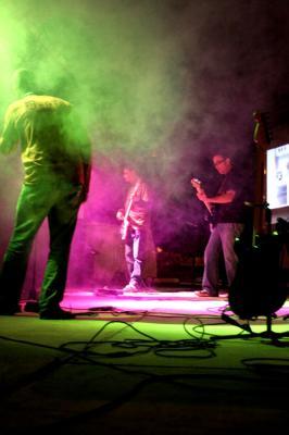 Foto 21 concierto de Rël 2006